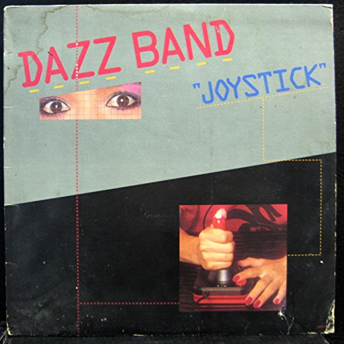 DAZZ BAND JOYSTICK vinyl record