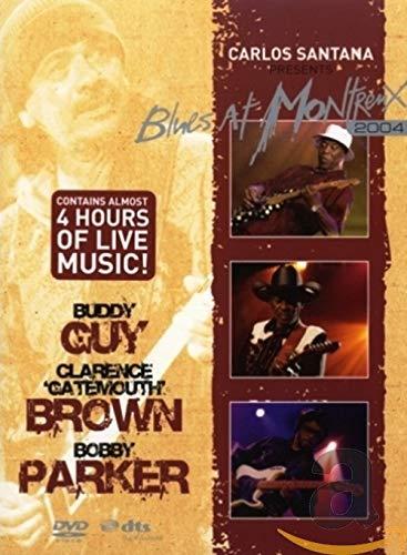 Various Artists - Blues At Montreux [3 DVDs]