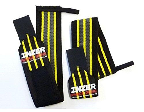 inzer Wrist Wraps–Greifer 20(Paar) Powerlifting Gewichtheben Wraps By inzer