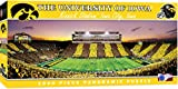 MasterPieces NCAA Iowa Hawkeyes Football Stadium Panoramic Jigsaw Puzzle, 1000 Pieces, 13' x 39'