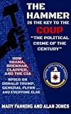 THE HAMMER is the Key to the Coup 'The Political Crime of the Century': How Obama, Brennan, Clapper, and the CIA spied on President Trump, General Flynn ... and everyone else