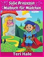 Suesse Prinzessin Malbuch fuer Maedchen: Prinzessin Jumbo Malbuch fuer Kinder mit 200 hochwertigen Bildern