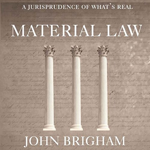 Material Law audiobook cover art