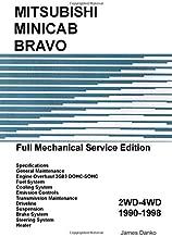 Mitsubishi Minicab-Bravo Full Mechanical Service Manual
