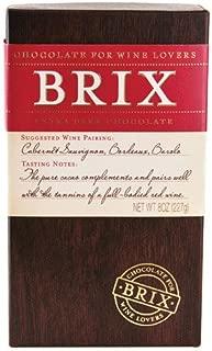 Brix Extra Dark Chocolate for Wine - 8 Oz.