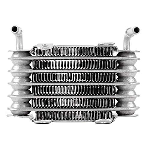Motorolie Koeler, Universele Motor Aluminium Transmission Olie Koeler Universele Motorfiets Motor Kleine Brandstof Olie Koeler Zilver