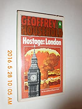 Hostage 0140048359 Book Cover