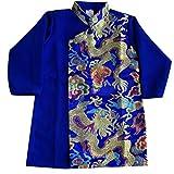 Vietnamese Tradition Dress for boy 1-2 yrs old . Ao Dai Cach Tan Be Trai 1-2 tuoi