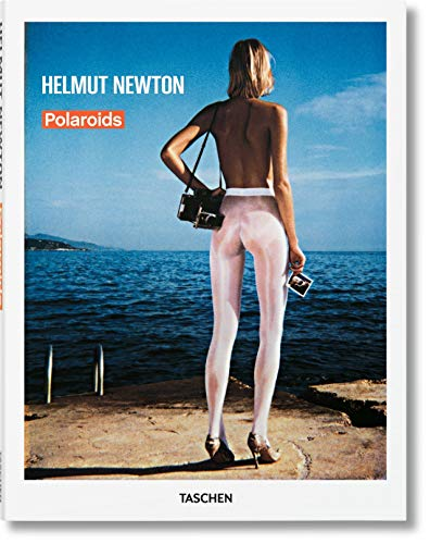 Helmut Newton. Polaroids (PHOTO)