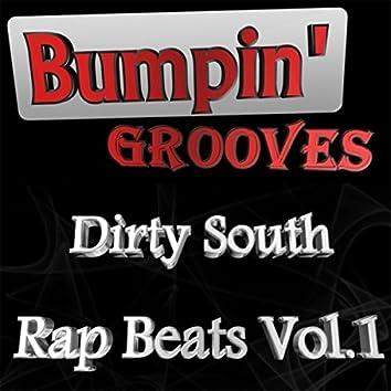 Dirty South Rap Beats, Vol. 1