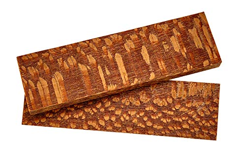 Leopard wood (Lace wood) Knife Scales