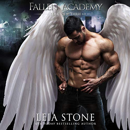 Fallen Academy: Year Three and a Half cover art