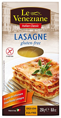 Le Veneziane Lasagne Pasta Senza Glutine 250g