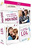 2 films de Lisa Azuelos : Mon bébé + LOL (Laughing Out Loud)  [Francia] [Blu-ray]