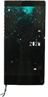 ほぼ日手帳 2020 weeks SPACE INVADERS/NEBULA (1月はじまり)