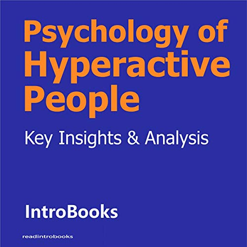 Psychology of Hyperactive People  By  cover art