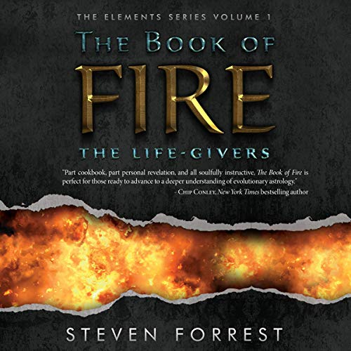 The Book of Fire: The Life-Givers audiobook cover art