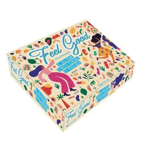 Coffret Feel Good - Le jeu pour s'auto-coacher et positiver