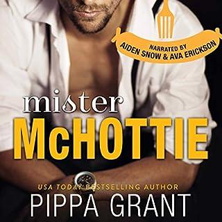 Page de couverture de Mister McHottie