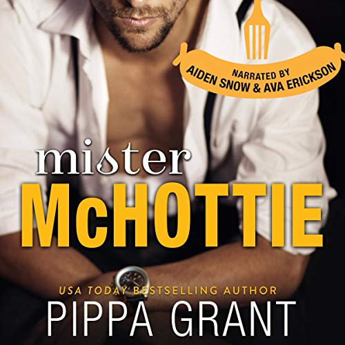 Mister McHottie cover art