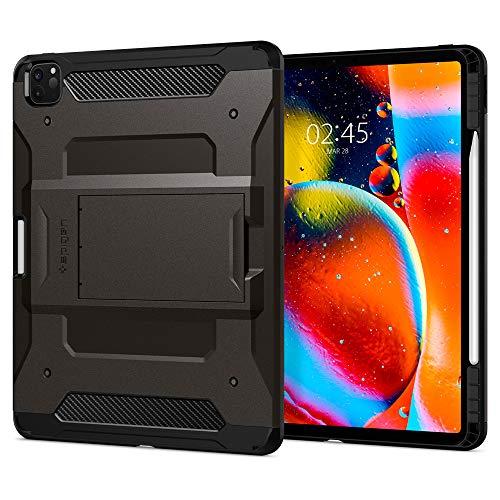 Features of Spigen Tough Armor Pro Case for iPad Pro 12.9
