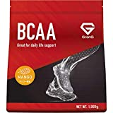 GronG(グロング) BCAA アミノ酸 マンゴー風味 1kg (100食分) 含有率84% 国産