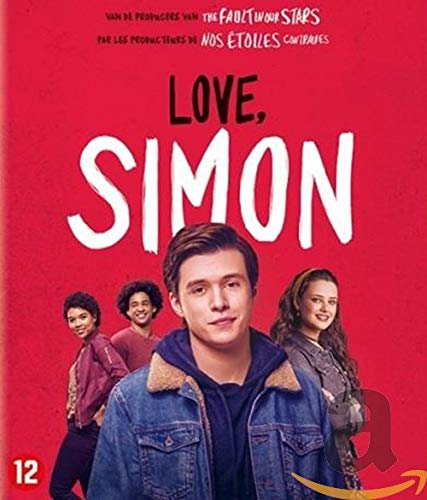 BLU-RAY - Love Simon (1 BLU-RAY)