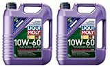 Liqui Moly Synthoil Race Tech GT1 10W-60 Motor Oil (5 Liter) - 2 Pack