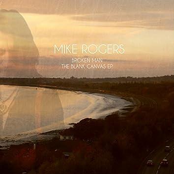 Broken Man- The Blank Canvas EP