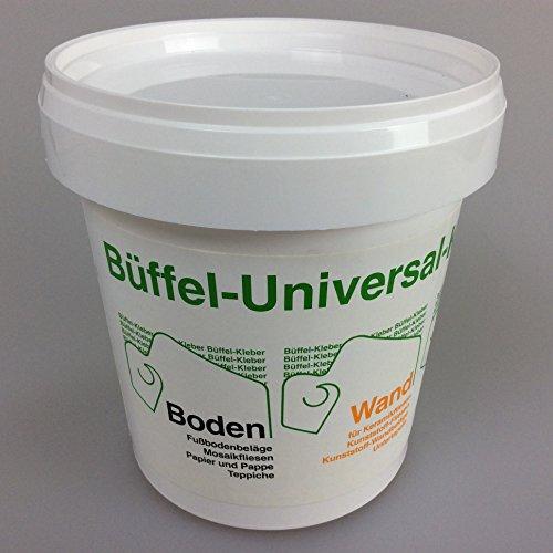 Wakol Büffel-Universal-Kleber 1kg für Verklebung von EKB-Wandkork Korkplatten