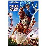 sjkkad Wonder Park Film Dylan Brown Mila Kunis Poster und