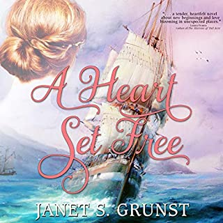 A Heart Set Free audiobook cover art