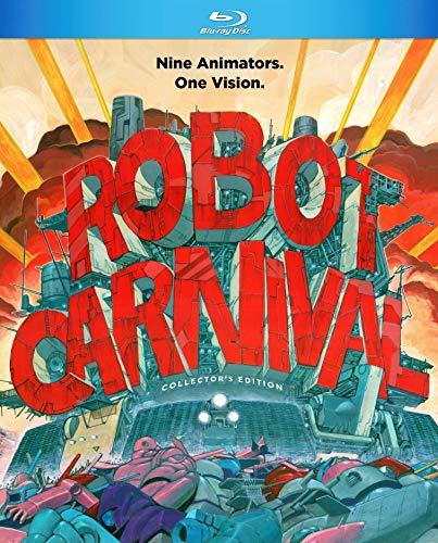Robot Carnival [Blu-ray] [Import]