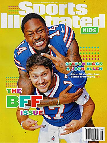 Sports Illustrated KIDS Magazine (September October, 2021) THE BFF ISSUE