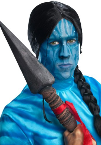 Rubies Costumes 195347 Avatar Movie Jake Sully Adult Wig