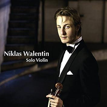 Solo Violin