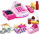 Joyibay Kinder Täuschen Spielwaren Pädagogische Supermarkt Registrierkasse Spielwaren Mit Megaphon Vor