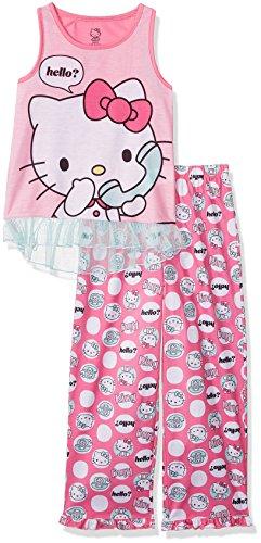 Hello Kitty Niñas Juego de Pijama