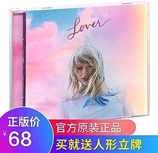 唱片 泰勒斯威夫特 Taylor Swift Lover 霉霉新专辑CD 周边 - 普通版 官方授权计销量 买就送人形立牌