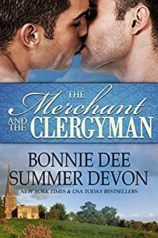 The Merchant and the Clergyman by [Bonnie Dee, Summer Devon]
