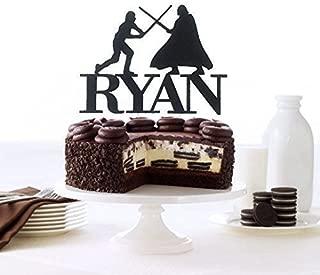 custom star wars cake