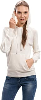 Hoodies for Women - 100% Cashmere