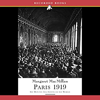 Paris 1919 audiobook cover art