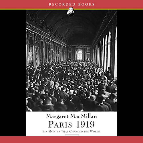 Paris 1919     Six Months That Changed the World              Auteur(s):                                                                                                                                 Margaret MacMillan                               Narrateur(s):                                                                                                                                 Suzanne Toren                      Durée: 25 h et 47 min     20 évaluations     Au global 4,5