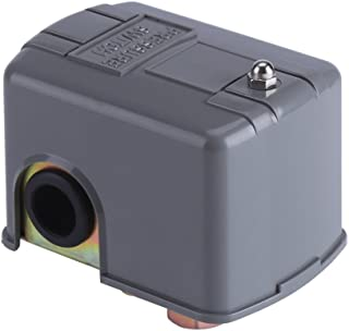 pump control pressure switch