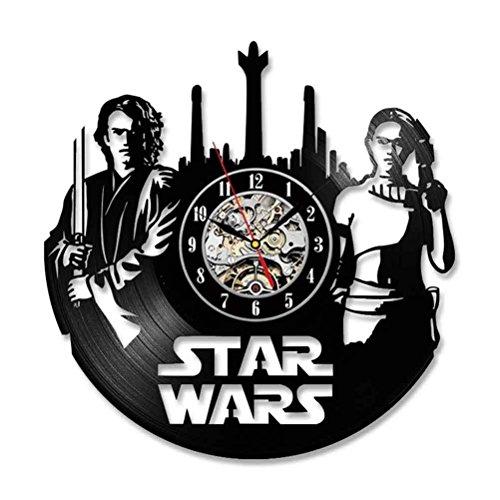 Casa Simplicidad de la Moda Anakin Skywalker, Padmé Amidala Star Wars Reloj...