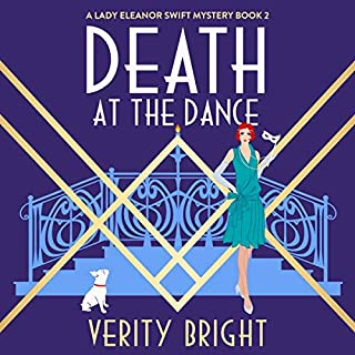 Death at the Dance: An Addictive Historical Cozy Mystery cover art