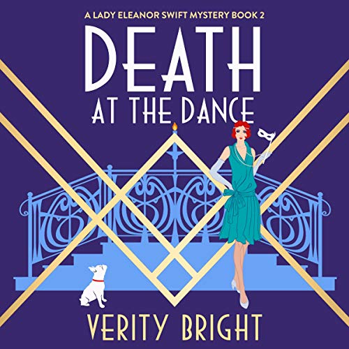 Couverture de Death at the Dance: An Addictive Historical Cozy Mystery
