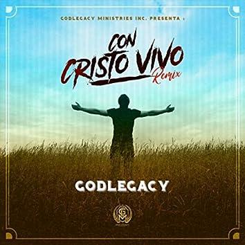 Con Cristo Vivo (Remix)