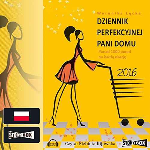 Dziennik perfekcyjnej pani domu 2016 audiobook cover art
